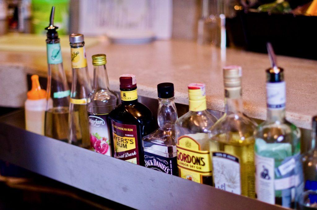 """Ceningan Resort bar """"The Phoenix"""""""