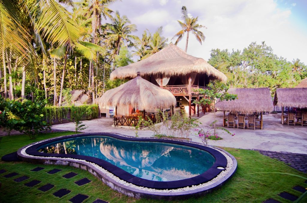 Ceningan Resort Pool
