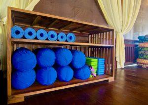 Ceningan Resort-yoga2