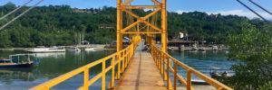The Yellow Bridge, Nusa Ceningan