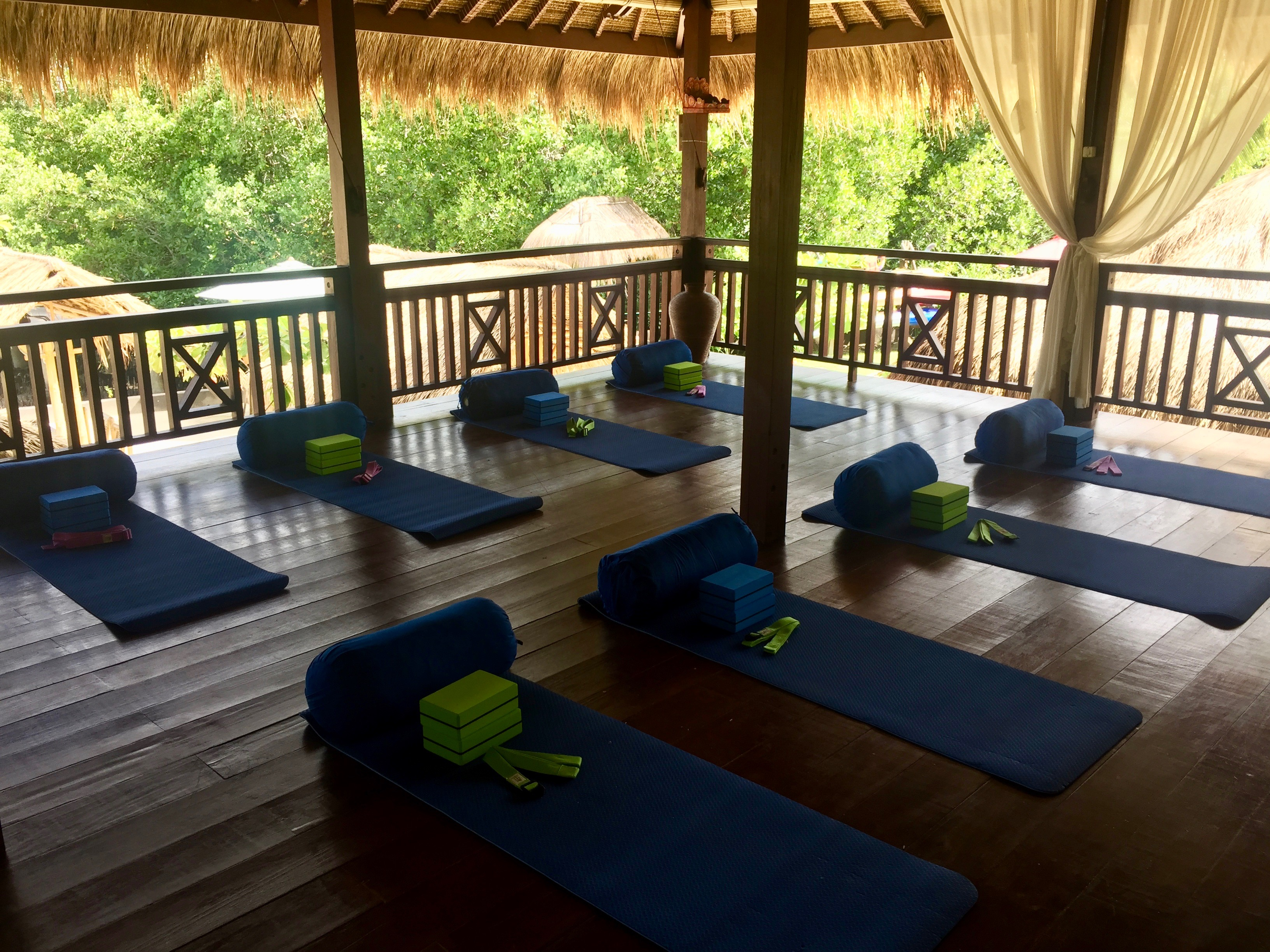 Free Yoga January